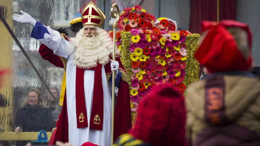 Sinterklaas in Maassluis